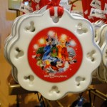 2014 Disney Ceramic Ornament