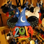 2014 Disney Ears Hat Ornament