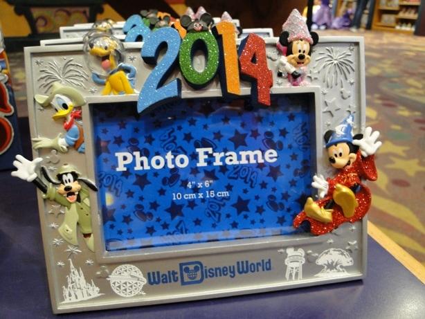2014 walt disney world frame - Disney World Picture Frames