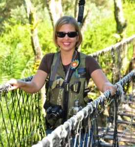 Kim Button Safari Trek