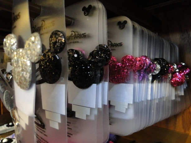 Sequined Mouse Ear Heads Hair Clips
