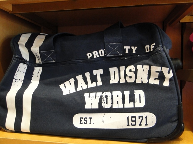 Sac de sport Walt Disney World