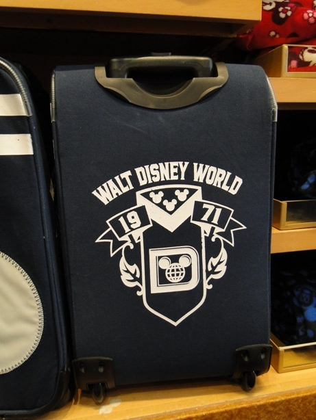 Disney Fabric Luggae Suitcase