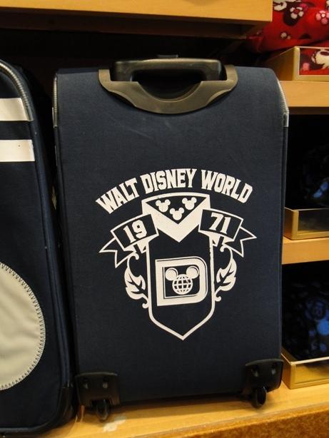 Disney Fabric Luggae Suitcase