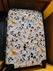 Mickey Mouse Cartoon Suitcase