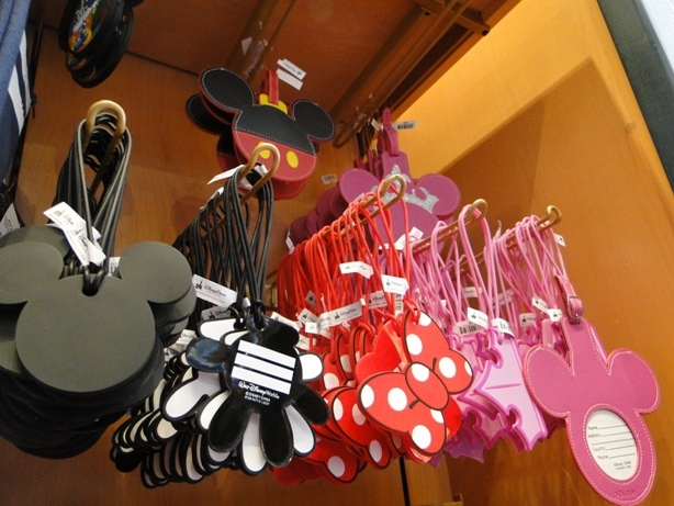 Disney Luggage Tags for Suitcases