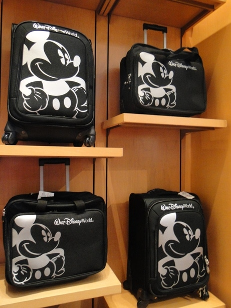 Mickey Mouse Bags Luggage Suitcase