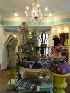 UK Pavillion Fashion Shop