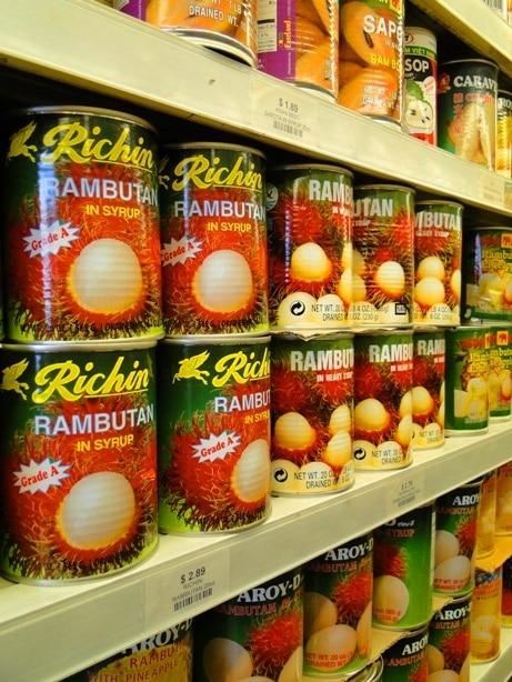 Vietnamese Grocery Market