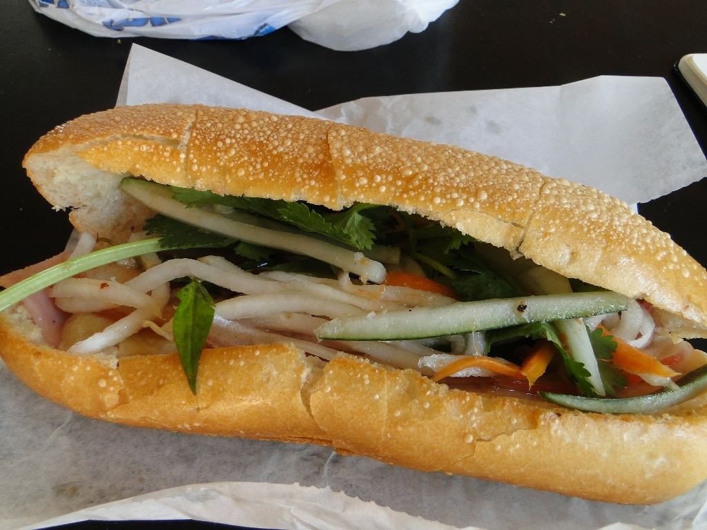 Banh Mi Nha Trang Sandwich Orlando