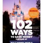 102 Ways to Save Money For Disney World