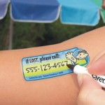 SafetyTat Keeps Kids Safe At Disney World