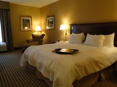 Hampton Inn Morganton Room 302