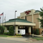 Hampton Inn Morganton, North Carolina on I-40