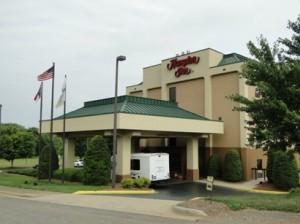 Hampton Inn Morganton NC