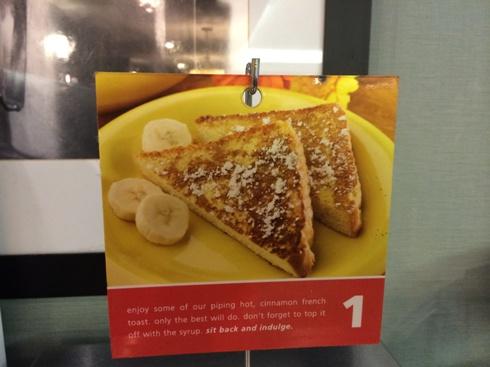 Hampton Inn French Toast