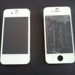 Icracked fixing cracked iphones everywhere kim and carrie image solutioingenieria Images