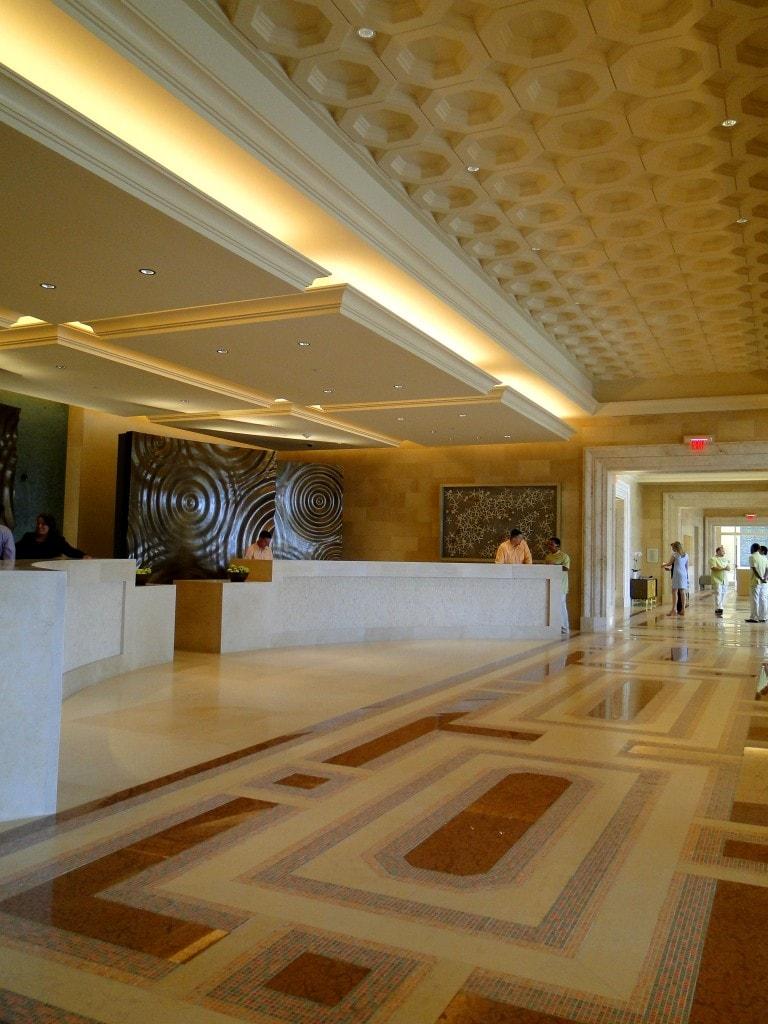Four Seasons Orlando Lobby