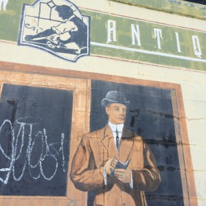 Antique Mural Orlando