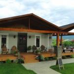 Silver Fork Winery in Morganton, NC