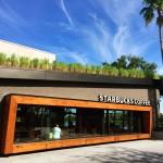 Starbucks at Downtown Disney