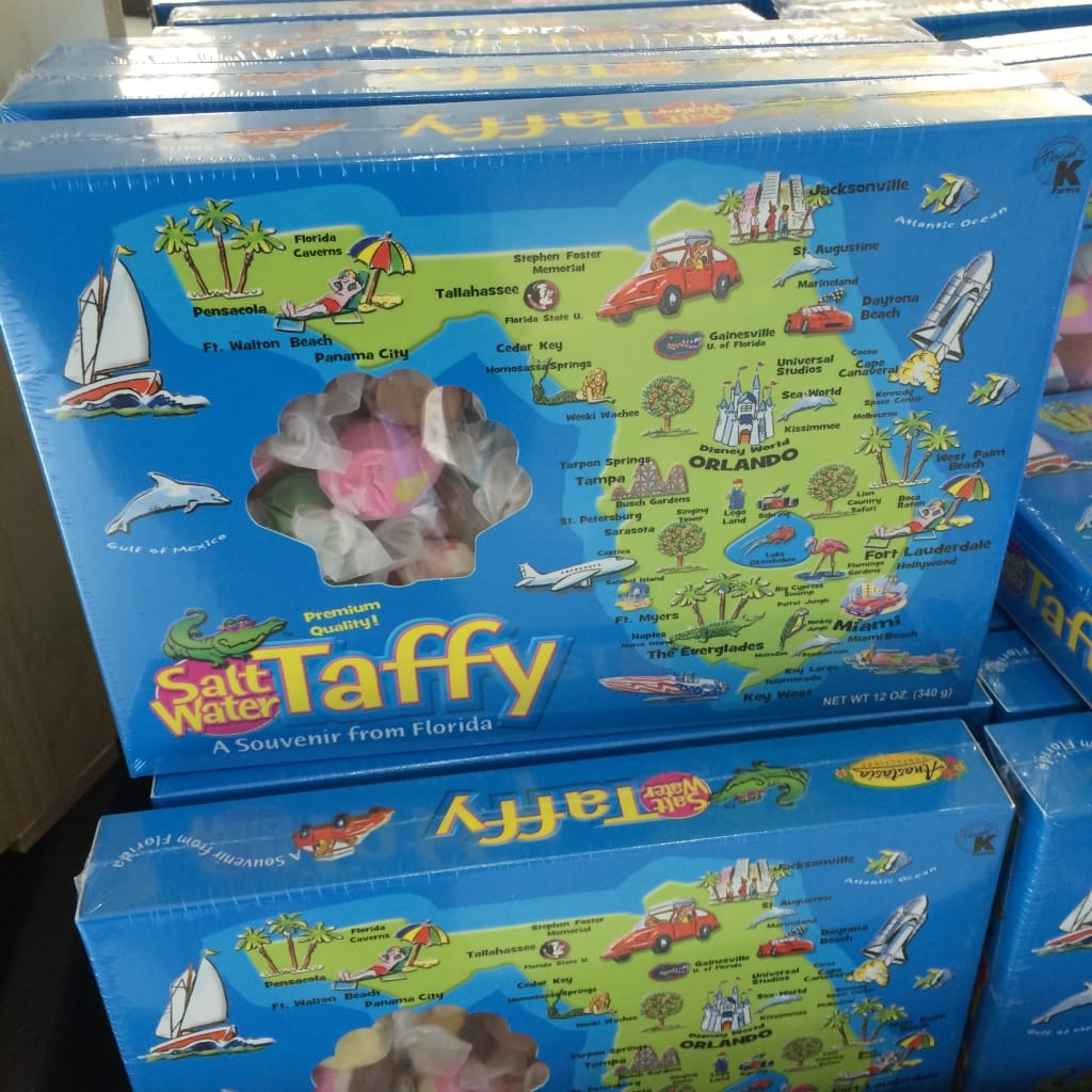 Florida State Taffy