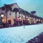 Celebration, Florida's Now Snowing Event for 2014