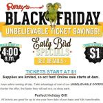 Ripley's Tickets for Just $1 With Black Friday Travel Deals
