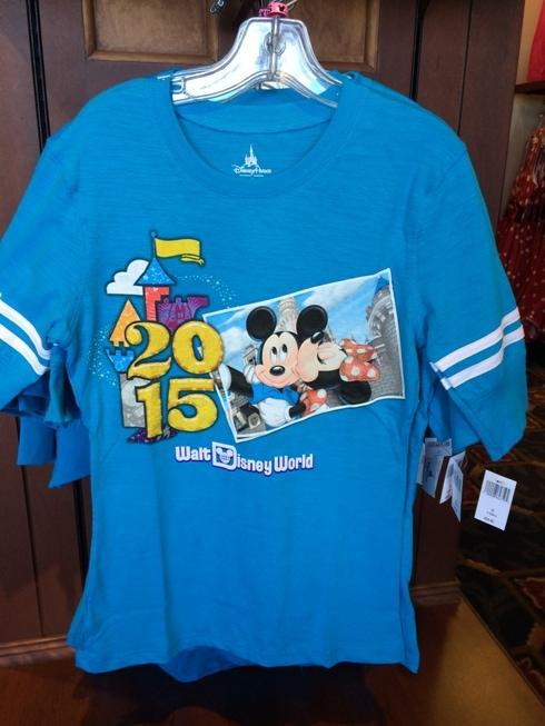 Disney 2015 tshirt