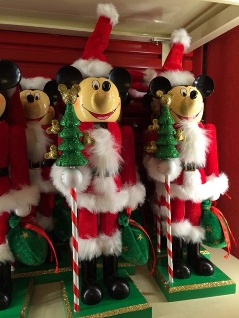 mickey mouse nutcrackers