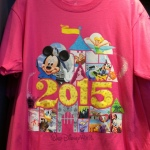 2015 Walt Disney World Merchandise
