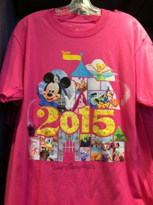 2015 Walt Disney World Merchandise