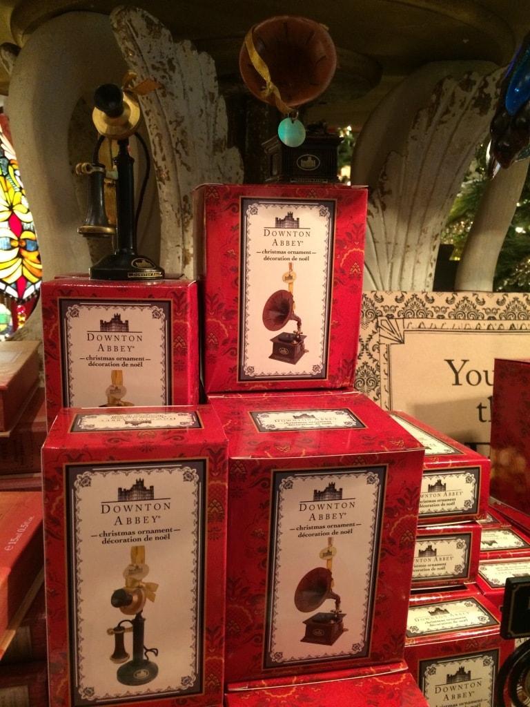 downton abbey ornaments