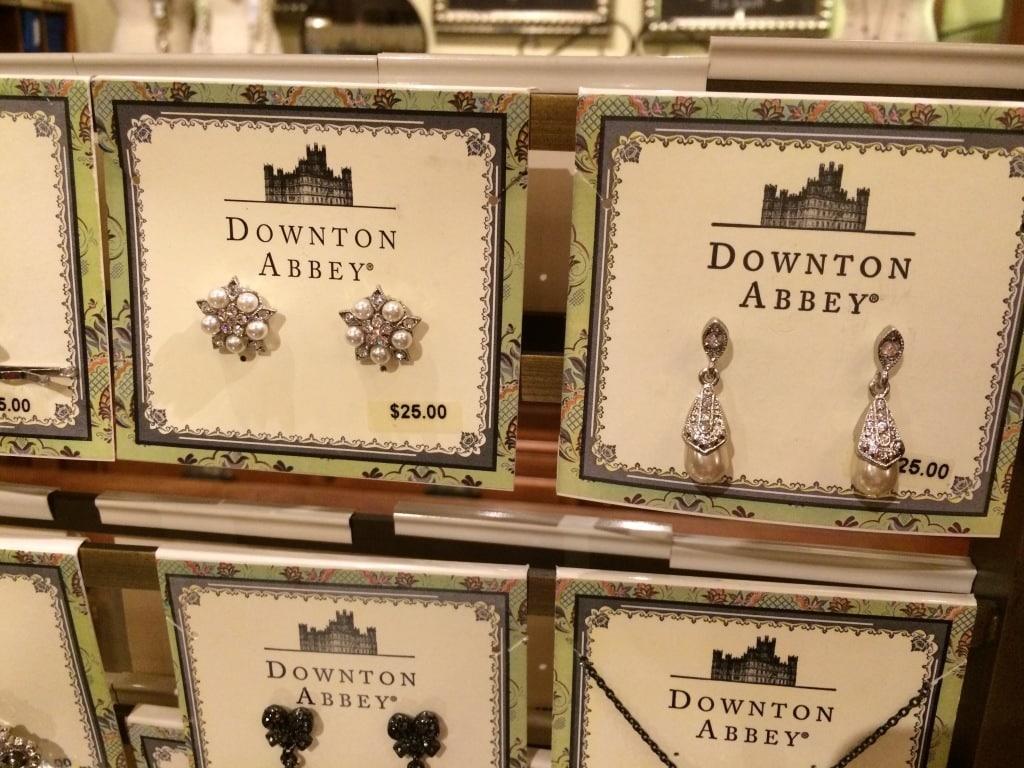 downton abbey jewelry