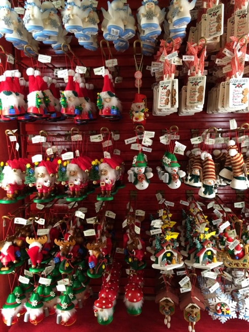 disney germany ornaments