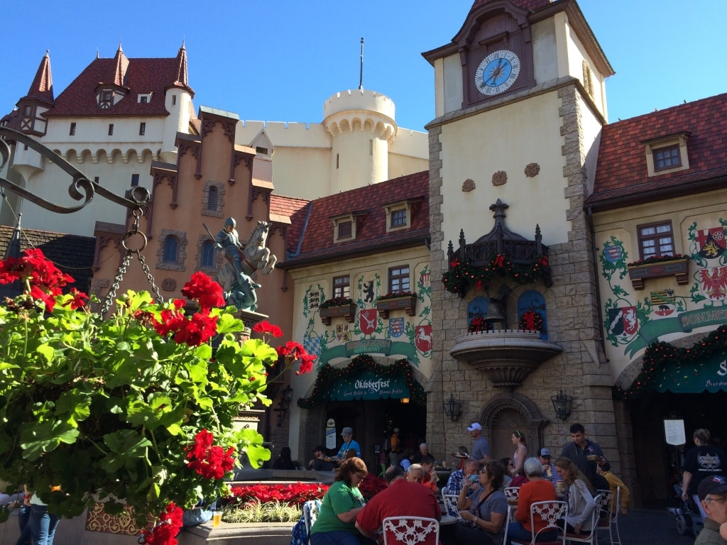 Christmas In Germany Walt Disney World S Epcot Compared
