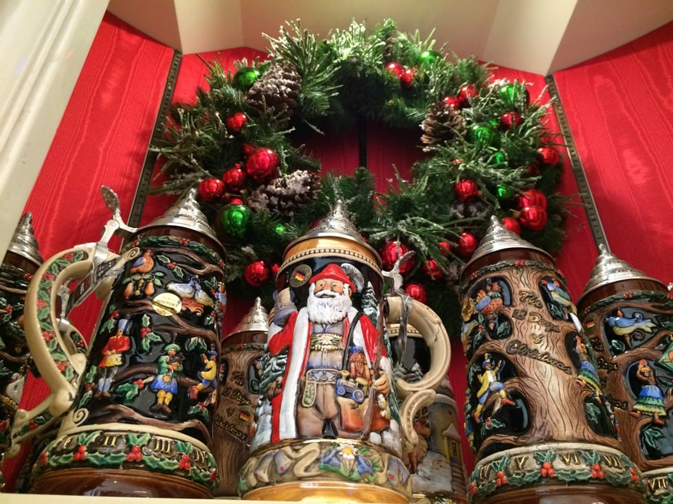 disney germany steins