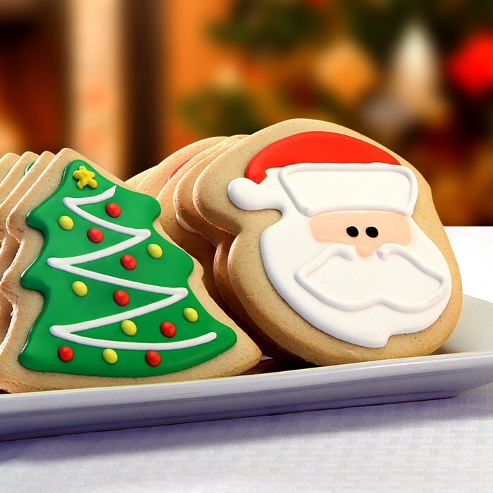 The Decorated Cookie Company Brings Holiday FunKim and Carrie