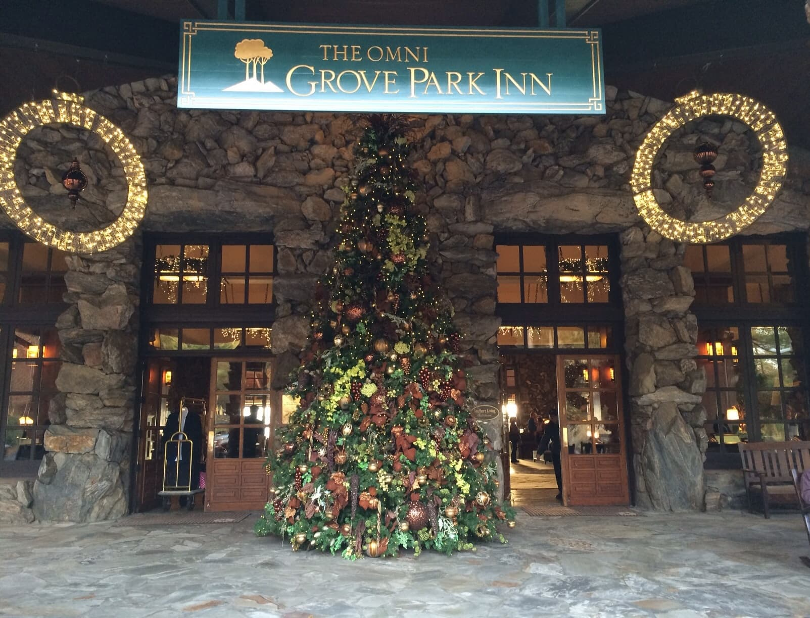Holiday Gingerbread House Competition at The Omni Grove Park Inn ...