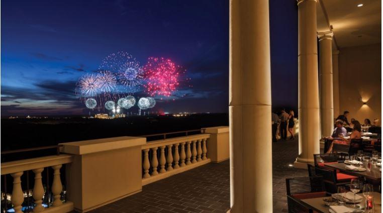 Four Seasons Fireworks