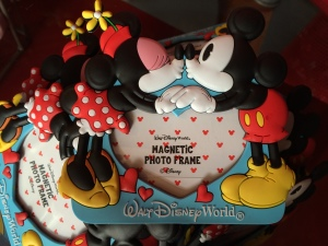 Valentines Day Items At Walt Disney World Resort