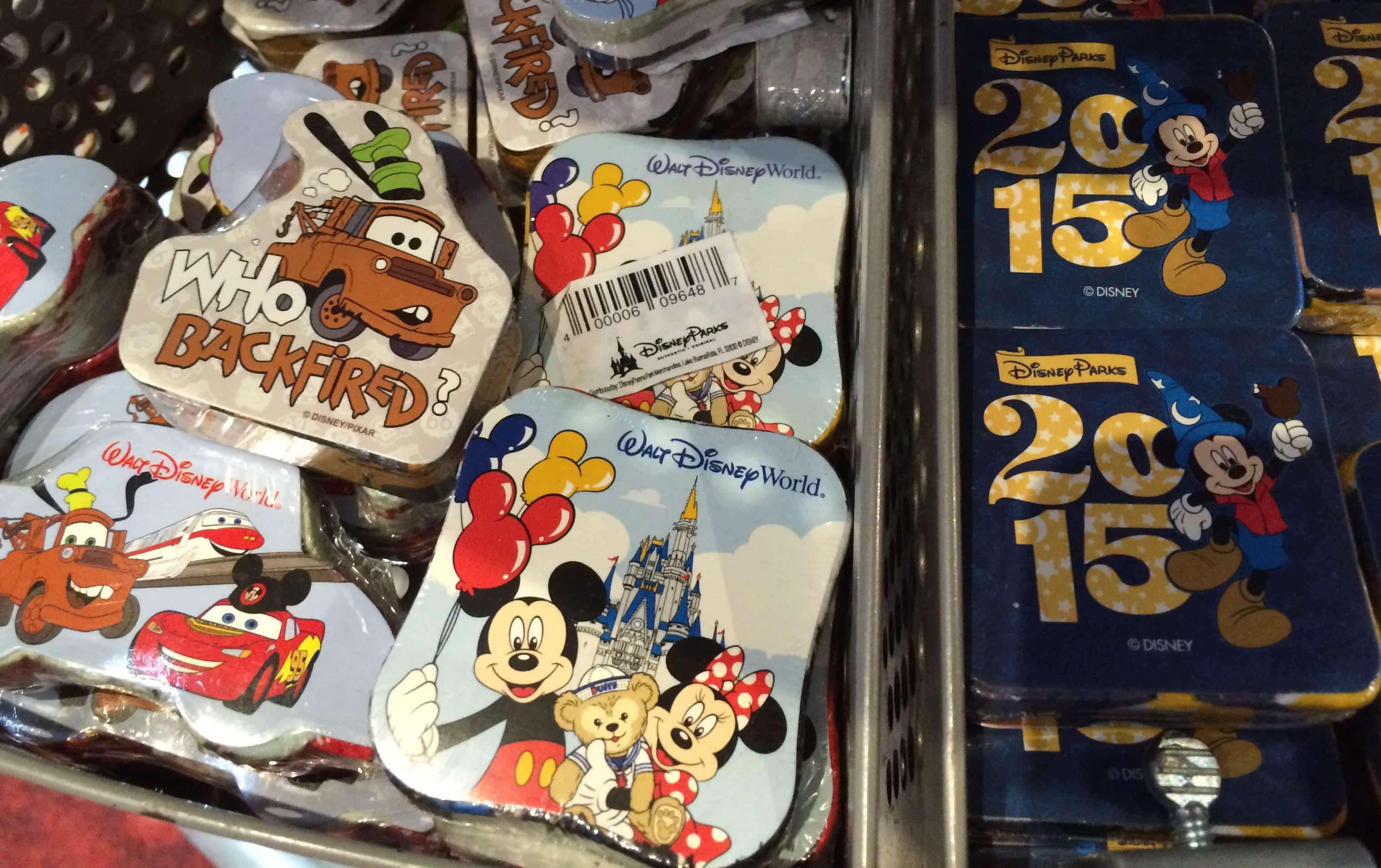 Disney Bathroom Accessories Found at Walt Disney World Resort ...