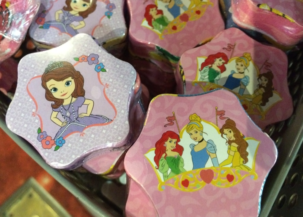 disney princess and sofia the first washcloths