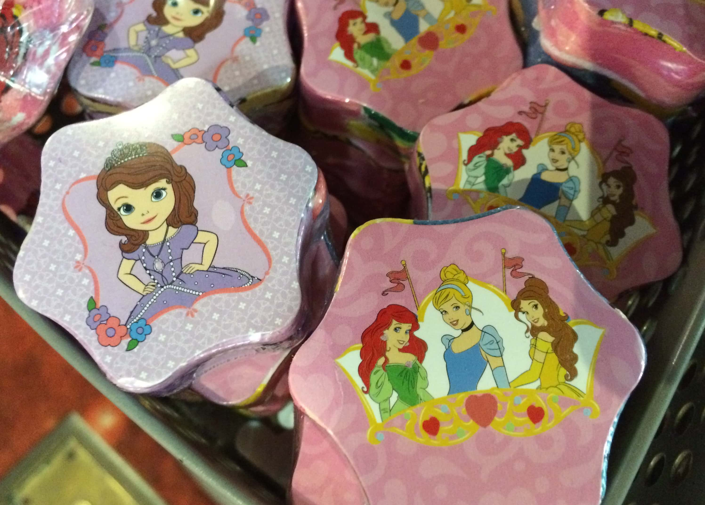Disney Princess And Sofia The First Washcloths