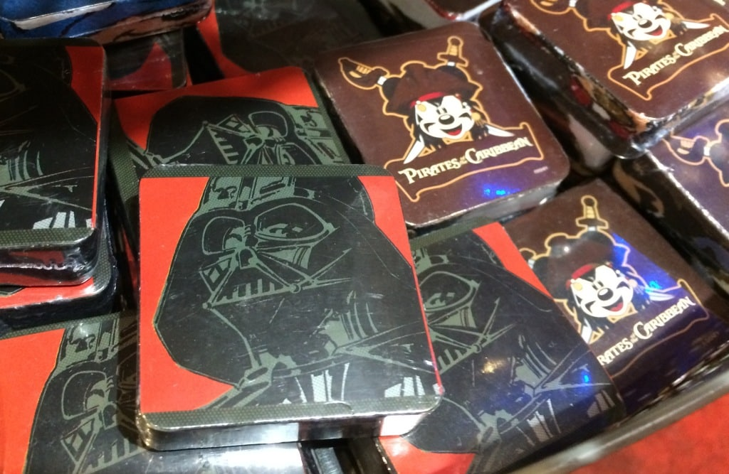 star wars disney washcloths pirates of the caribbean