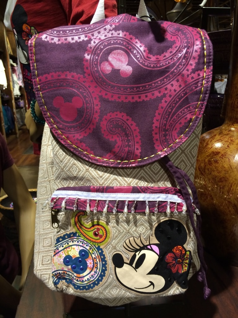 Minnie Mouse Bohemian backpack Disney
