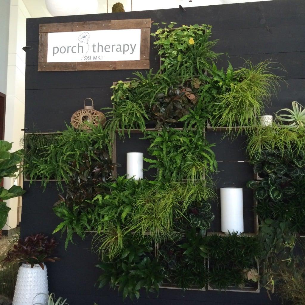 porch therapy garden display orlando