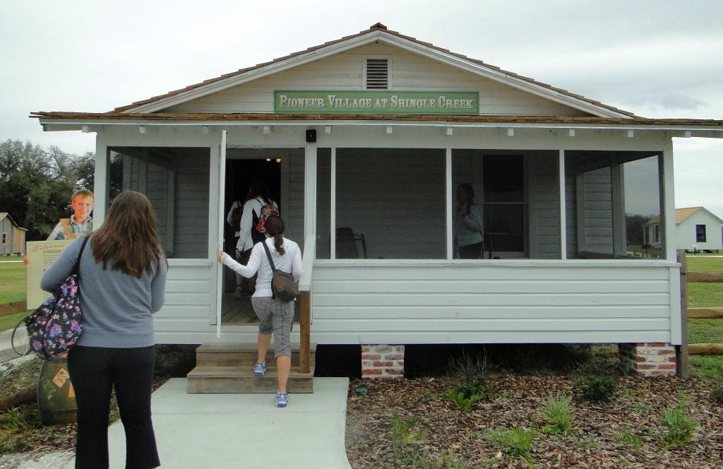 Kissimmee Pioneer village Welcome Center