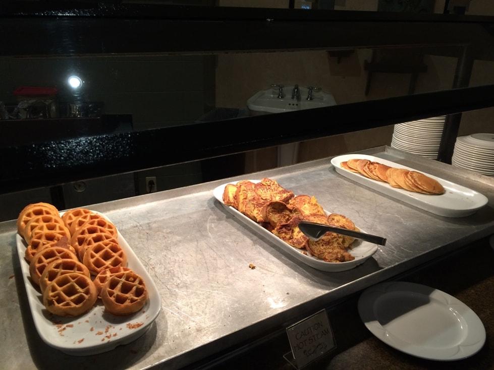 Waffles, French Toast, Pancakes