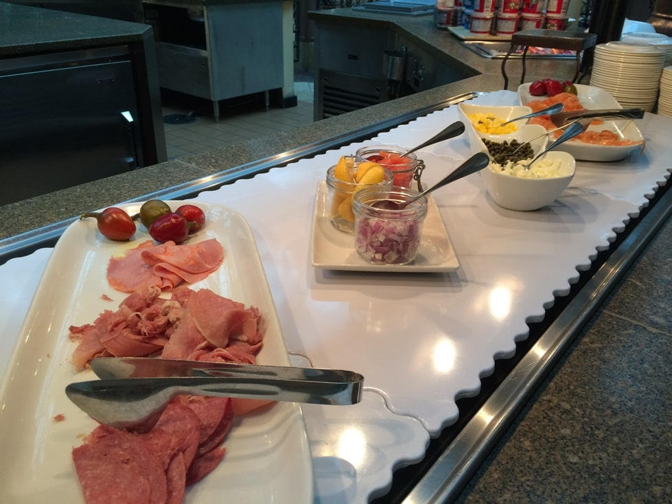 Charcuterie Meats and Display